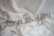 love is you sign